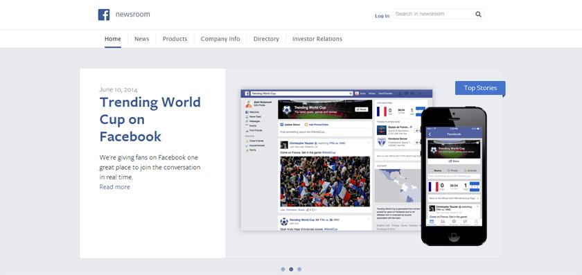 Google, Facebook y Beyoncé también apuestan por WordPress