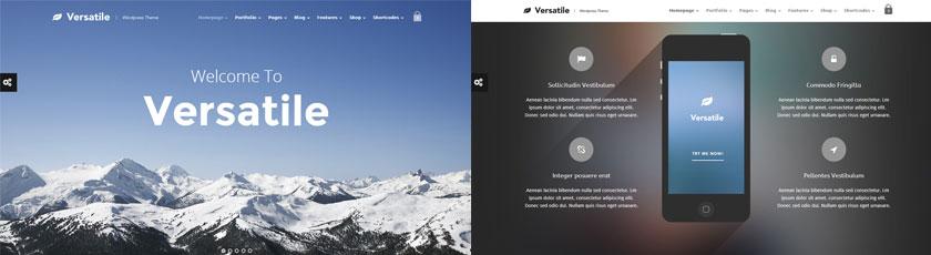 Tendencias en diseño web: qué menú se lleva