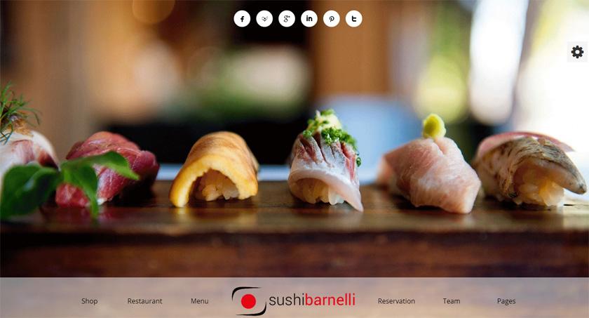 Las tres plantillas WordPress de la semana: Barnelli, Steakhouse y Take a Break