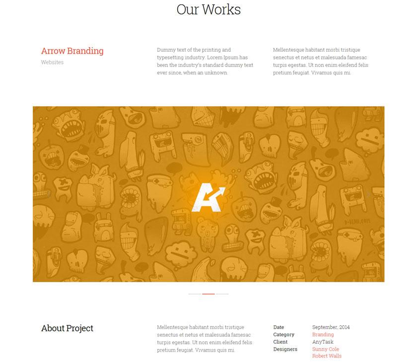 Las tres plantillas WordPress de la semana: Roua, Bonno y Spaces