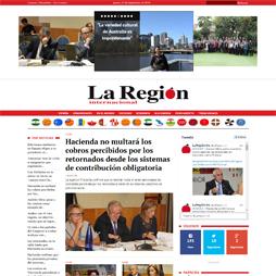 La Región Internacional