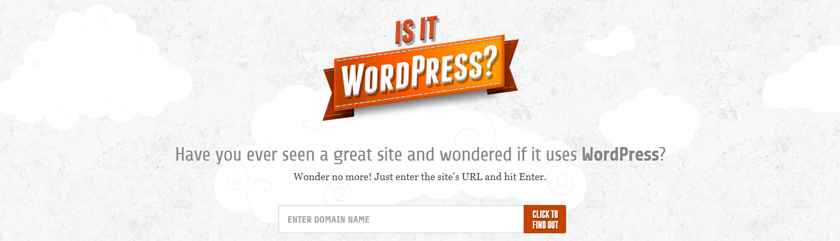 Is-it-WordPress-