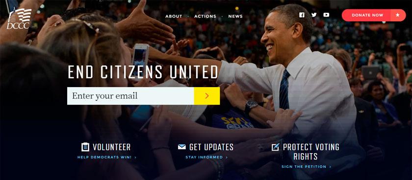 Flexible y fácil, las dos grandes bazas de WordPress para la política