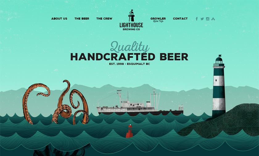 WP-Inspiración: 5 pruebas de que los cerveceros degustan WordPress