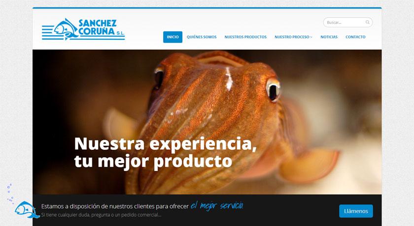 Sánchez Coruña explica las claves de la importación de pescado en su nueva web