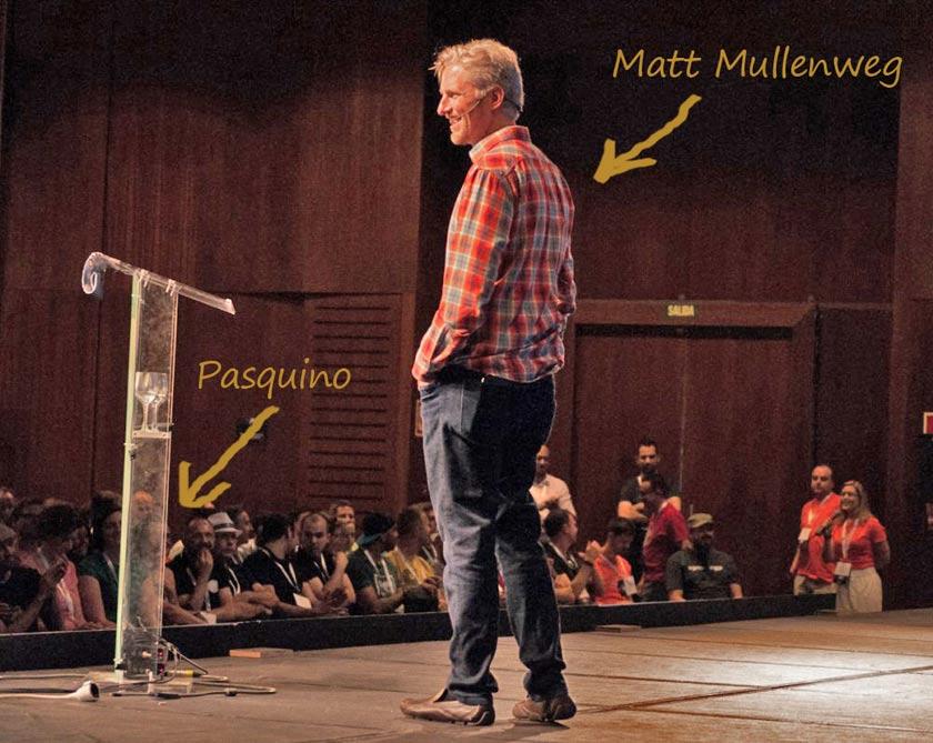 WordCamp Europe, 'haciendo del mundo un lugar mejor'