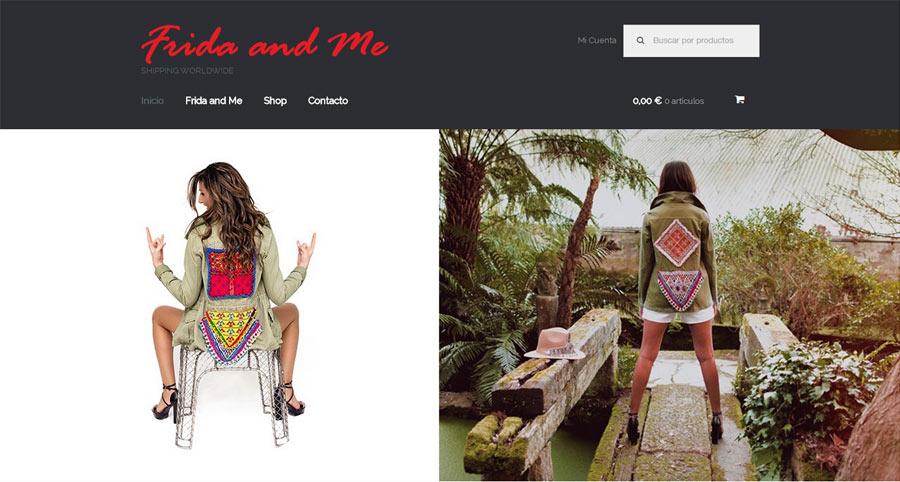 Cambio de temporada con WordPress: 9 ejemplos de webs de moda