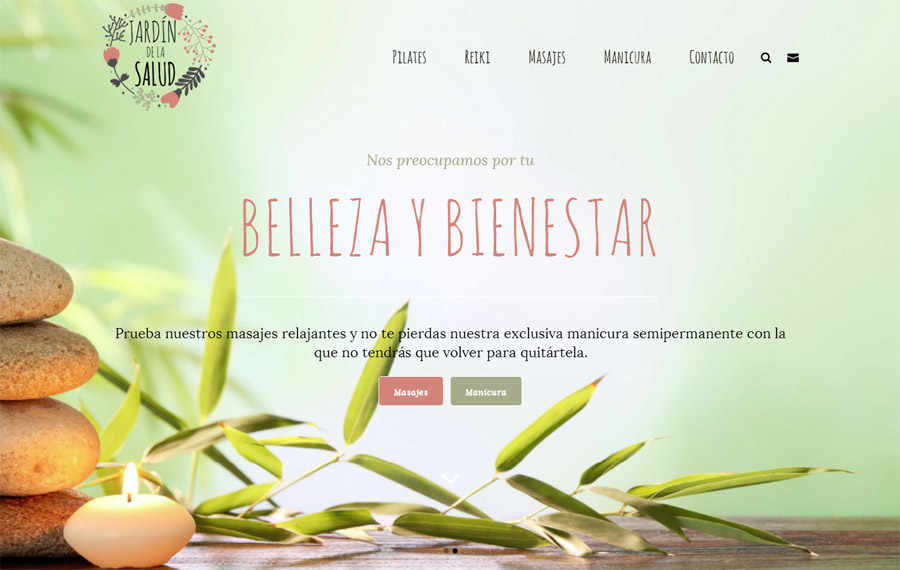 El Jardín de la Salud potencia el bienestar de A Coruña con nuevo centro y nueva web