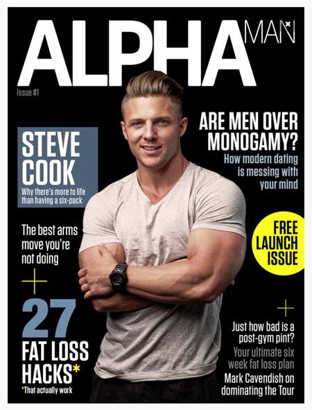 alpha-man