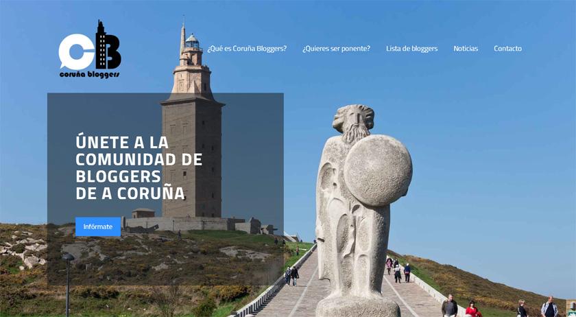 Nace Coruña Bloggers, una iniciativa para poner en valor el trabajo de más de 70 blogueros