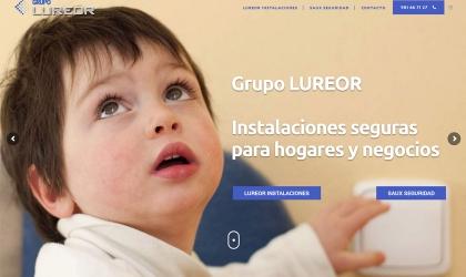 Grupo Lureor renueva su web para mejorar la relación digital con sus clientes