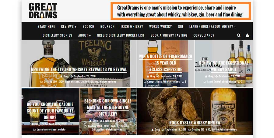 GreatDrams-Blogs