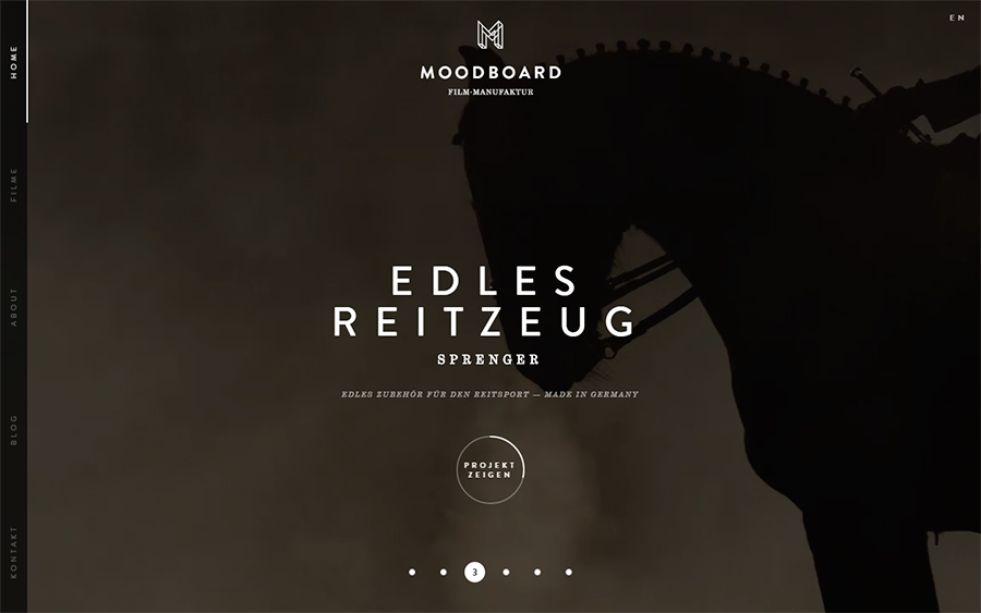 Moodboard-user-experience